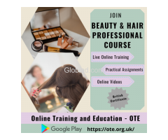 Professional Beauty and Hair Certificate Course