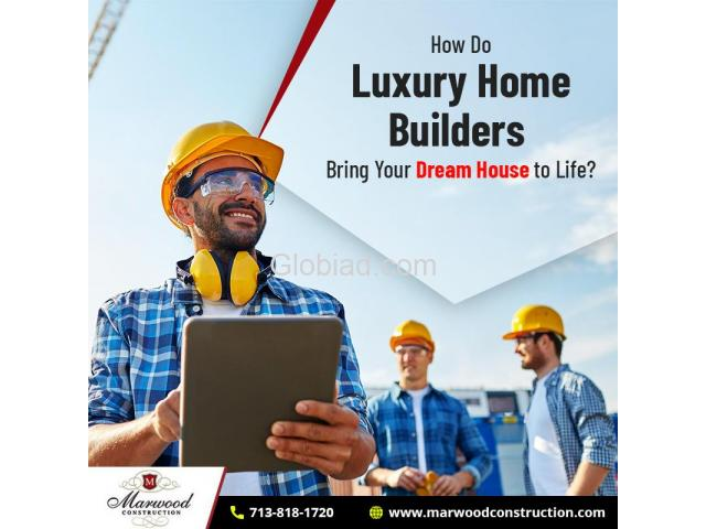 What Difference can Luxury Builders make to your Project? - 1/2