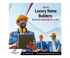 What Difference can Luxury Builders make to your Project?