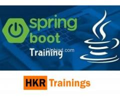 Spring Boot Training from HKR Trainings